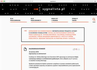 Sygnalista.pl