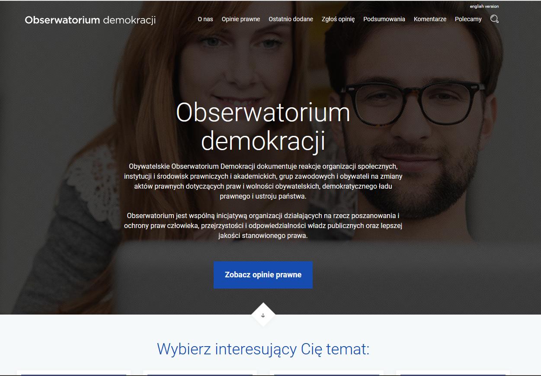 Obserwatorum demokracji